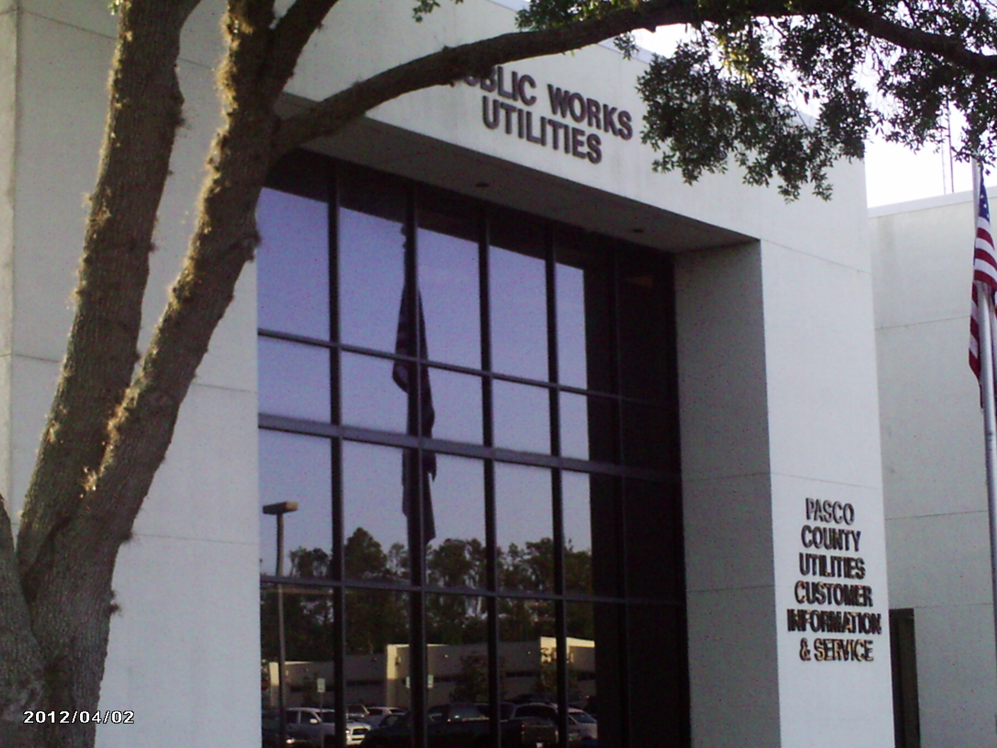 Utilities Customer Information and Services Building