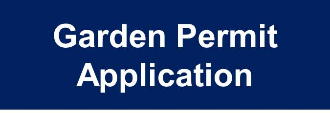 Garden Permit Application