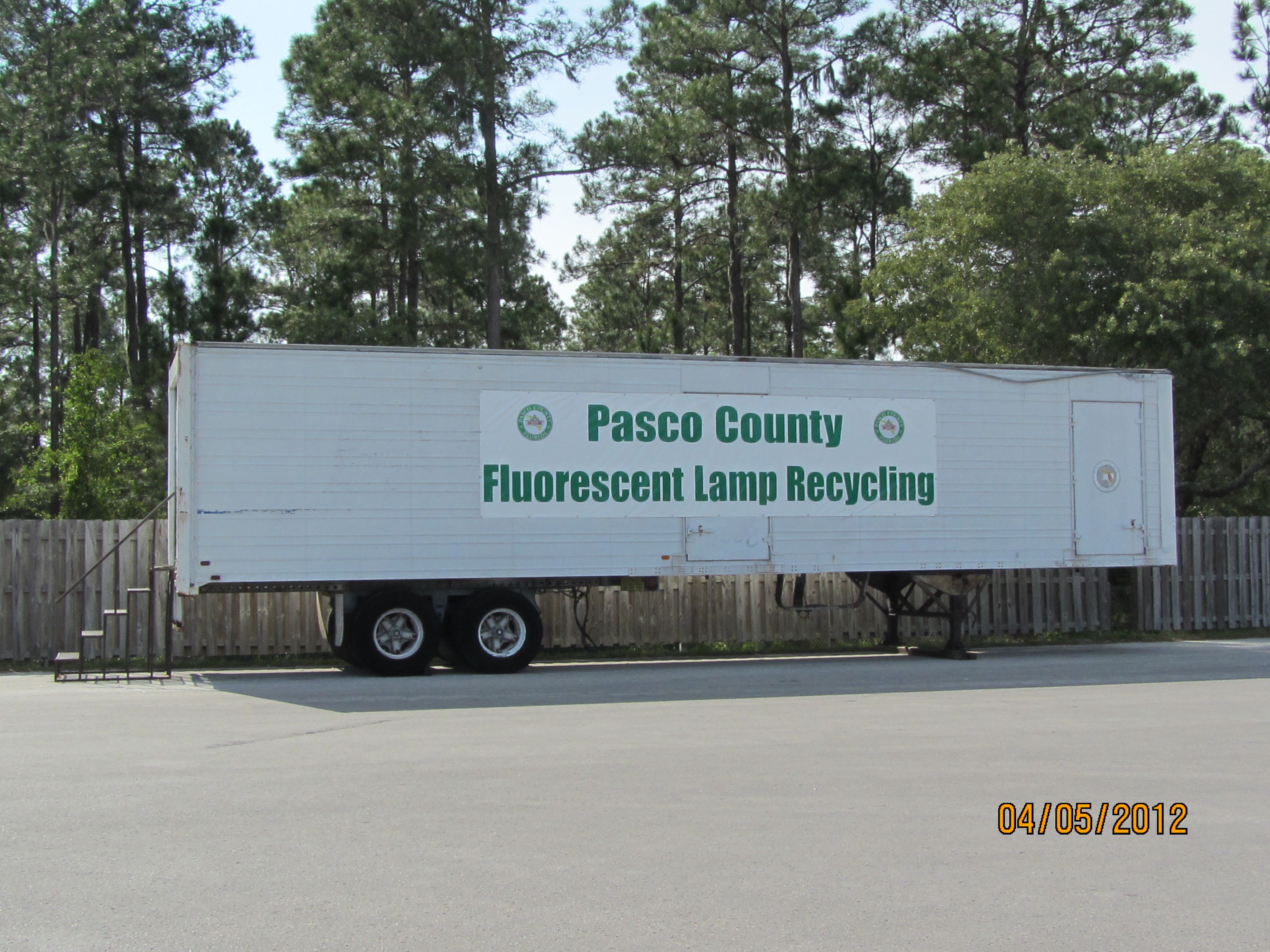 Florescent Bulb Recycling