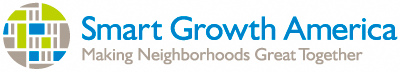 Smart Growth America Making Neighborhoods Great Together Logo