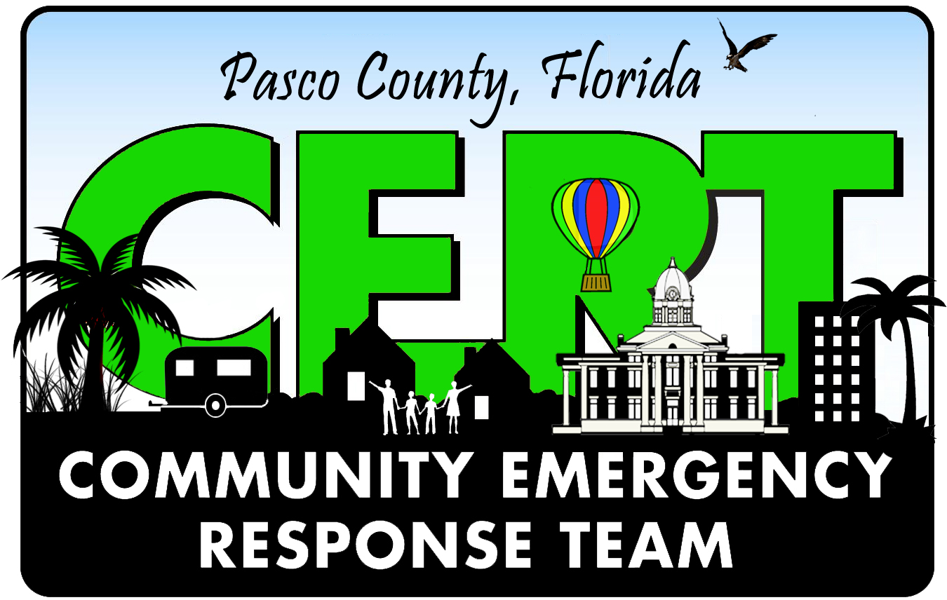 Community Emergency Response Team (CERT) Program logo