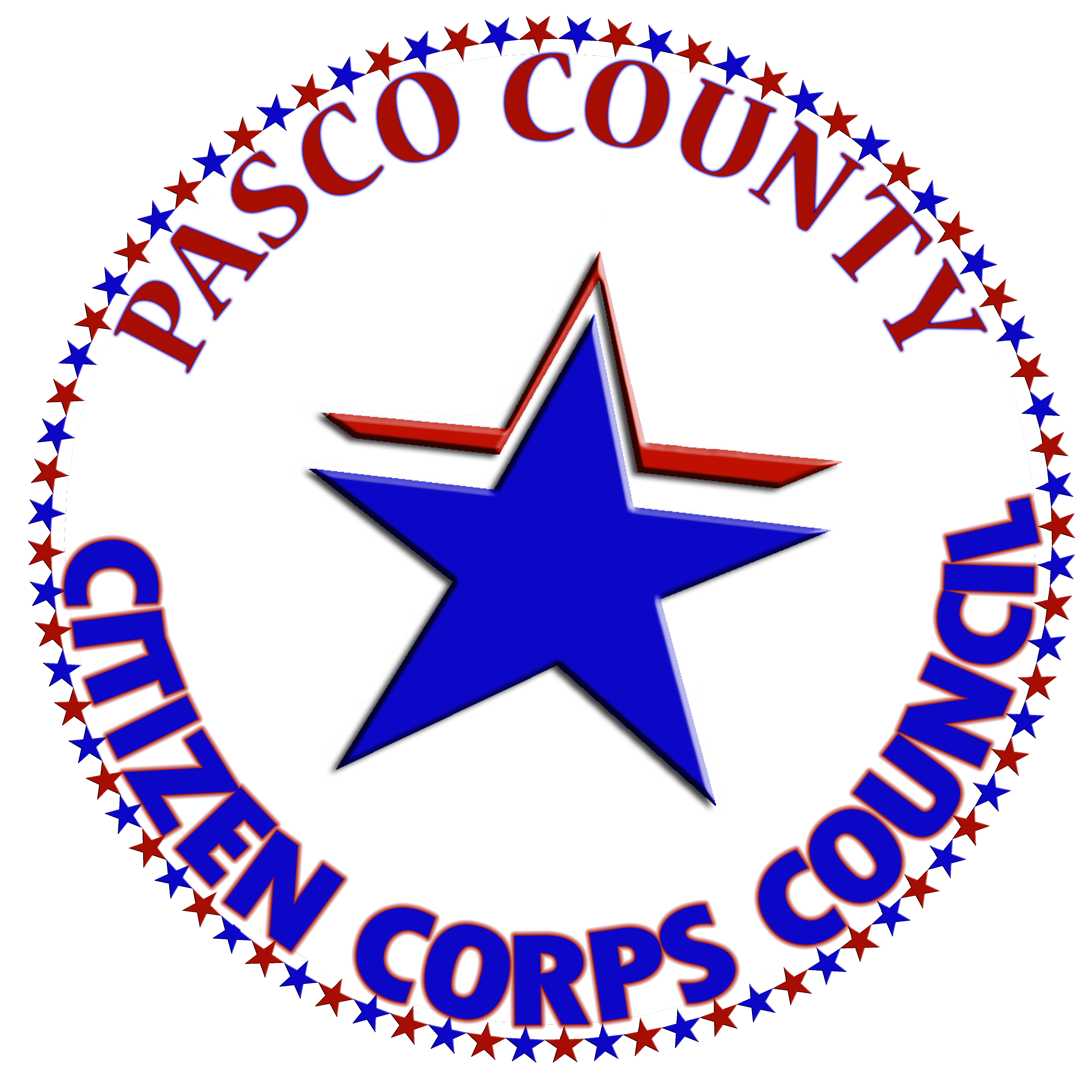 Pasco County Citizen Corps Council logo
