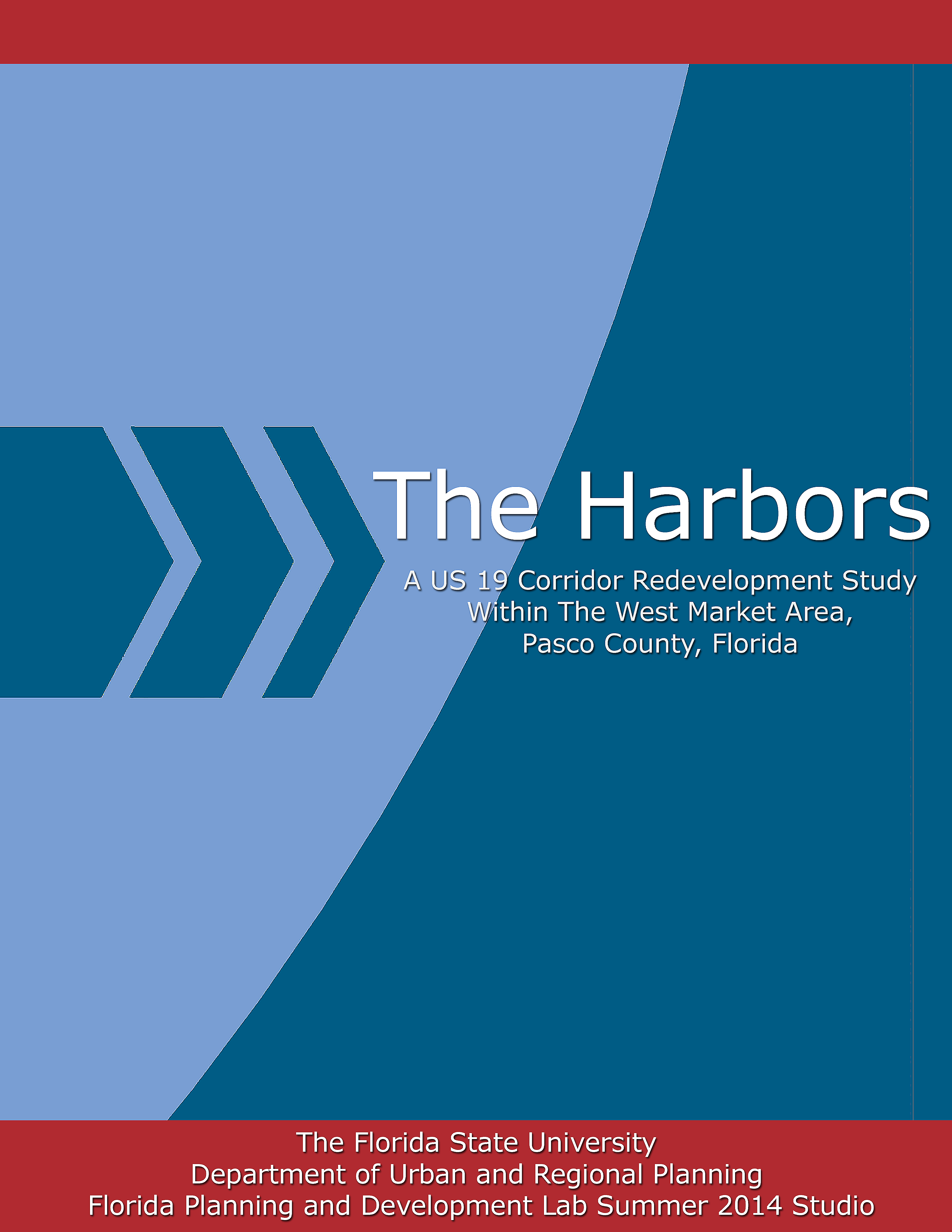 FSU Vision 19 - The Harbors Cover