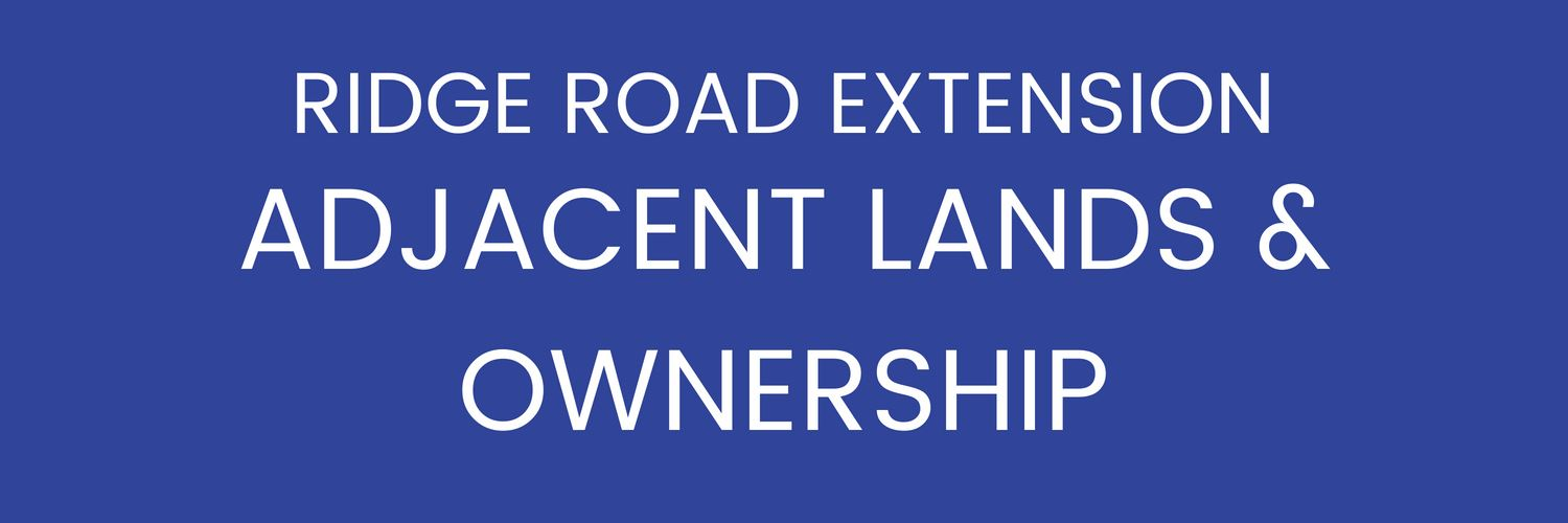 Adjacent Lands & Ownership