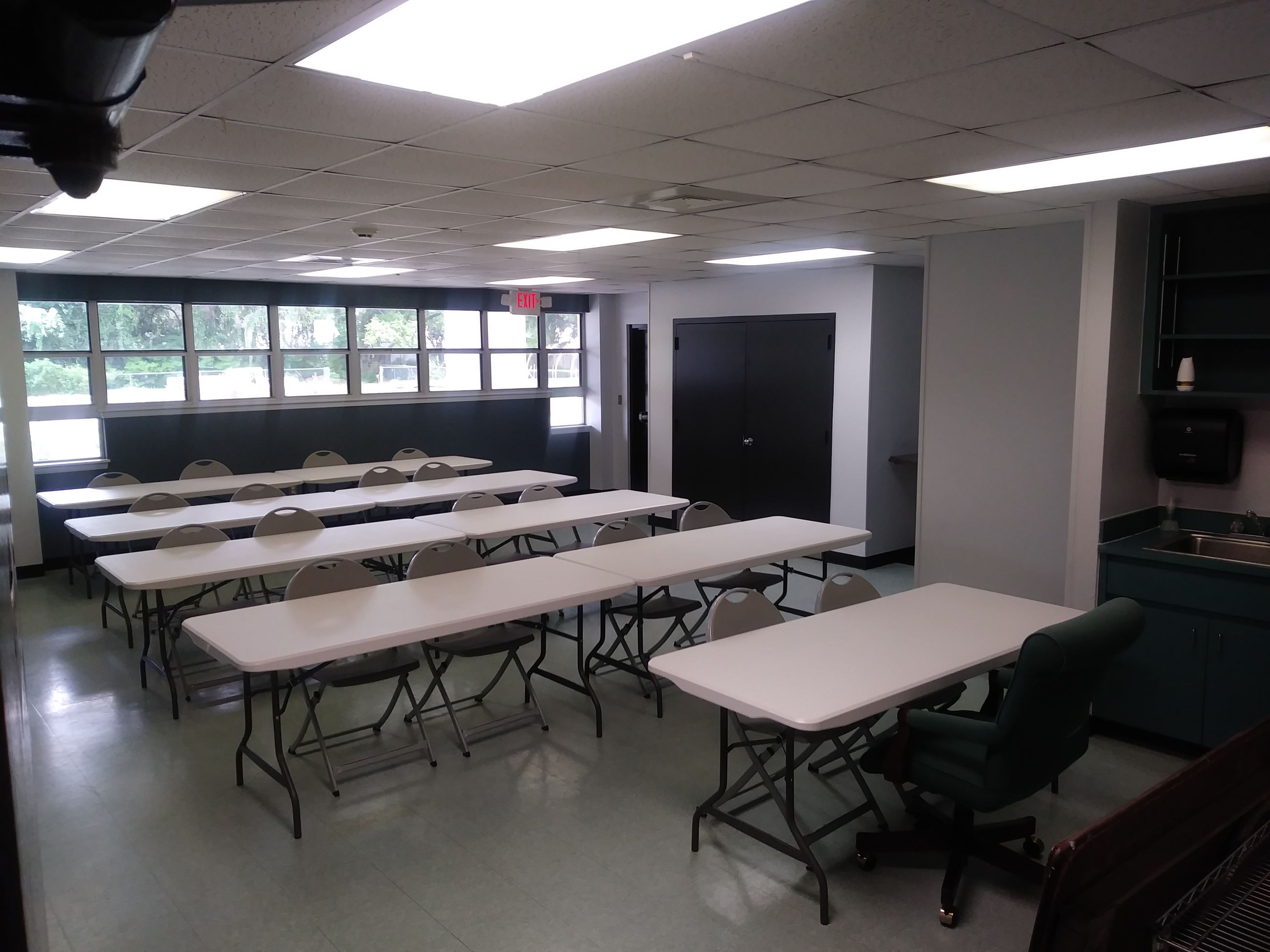 Large Classroom - Culinary